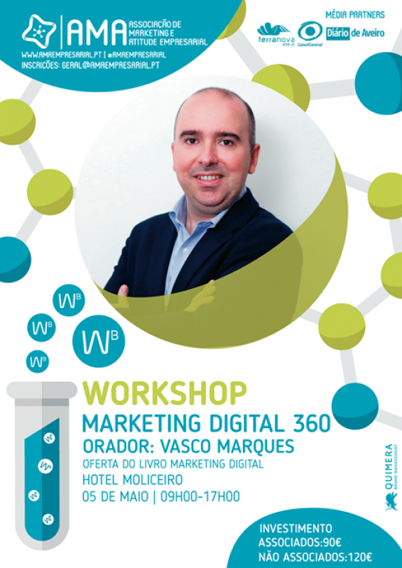 WORKSHOP sobre Redes Sociais