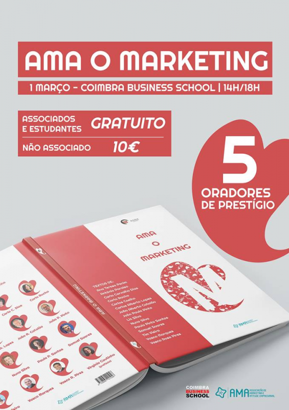 AMA o Marketing Coimbra